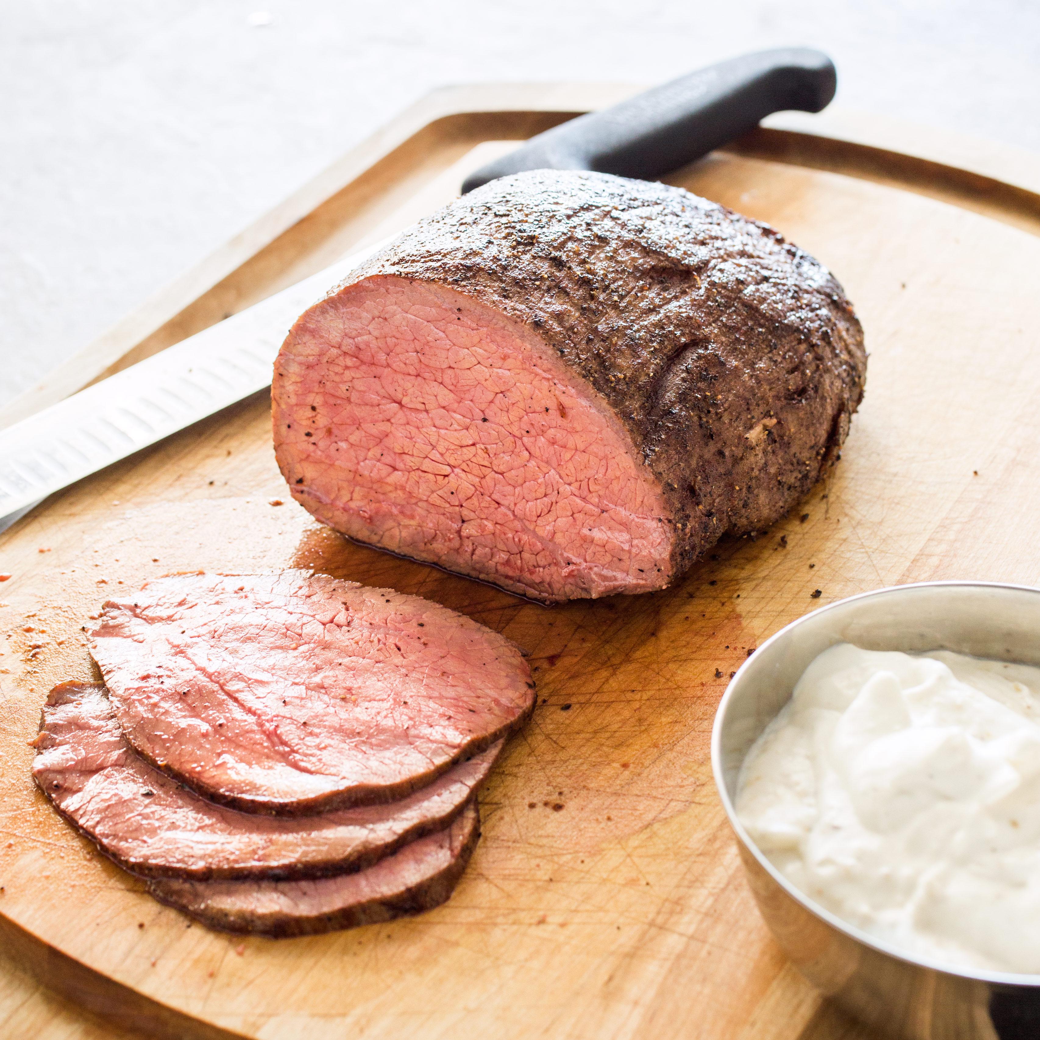 America S Test Kitchen Slow Roast Beef