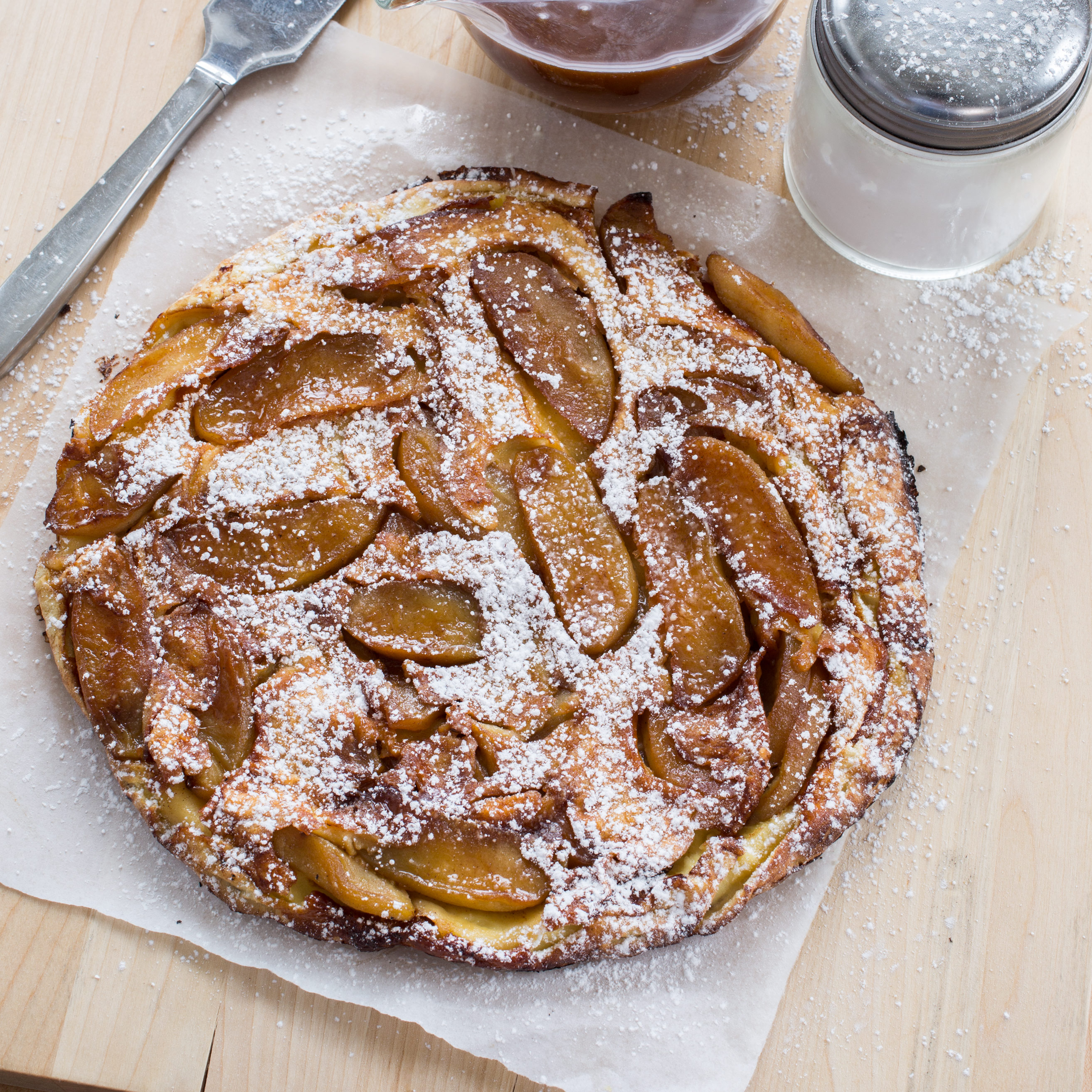 German Apple Pancake America S Test Kitchen