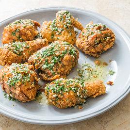 America S Test Kitchen Garlic Fried Chicken Episode