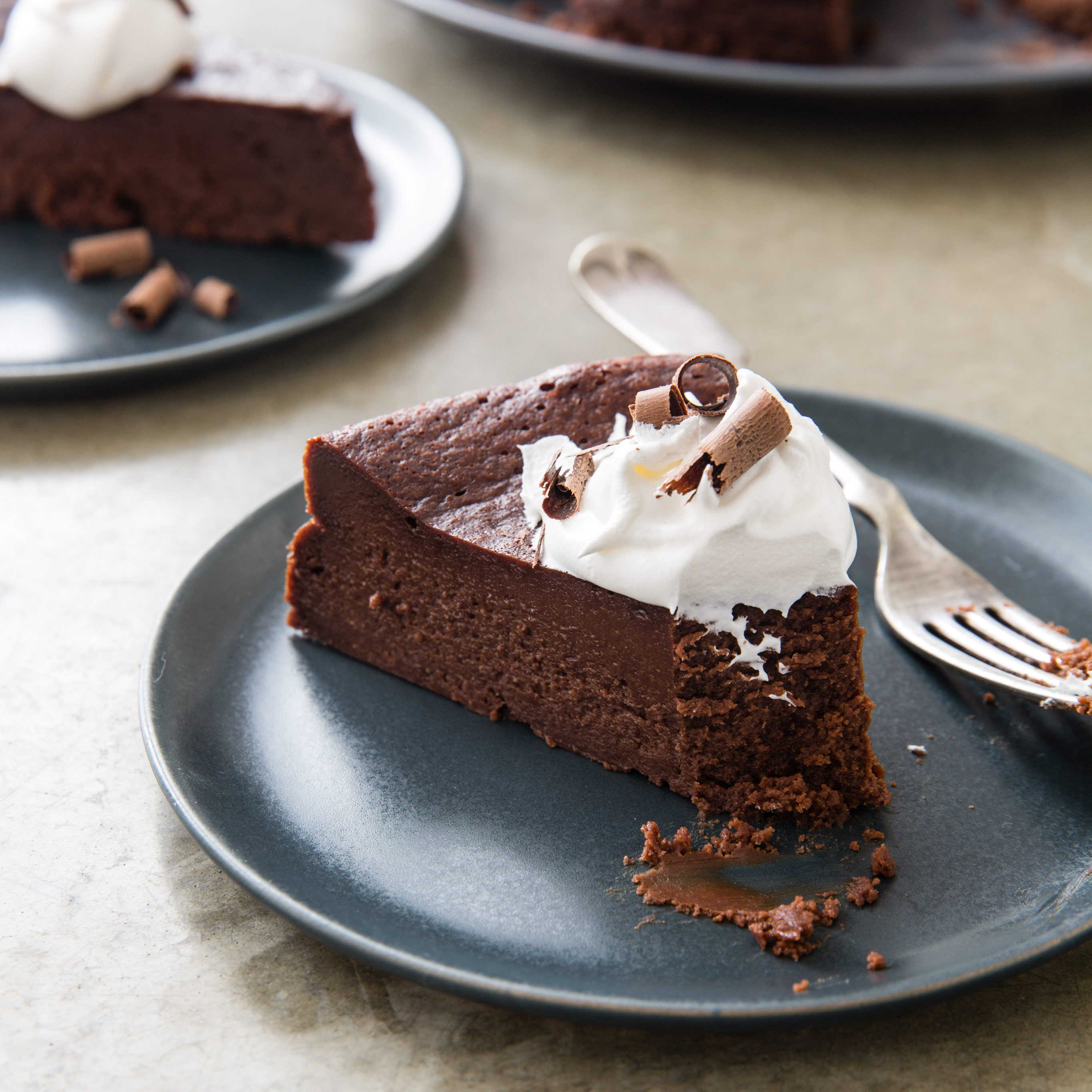 Country Test Kitchen Recipes Flourless Chocolate Cake