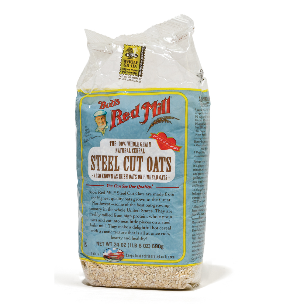 how to cut steel cut oats