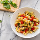 Pasta Salad with Fresh Tomatoes and Basil