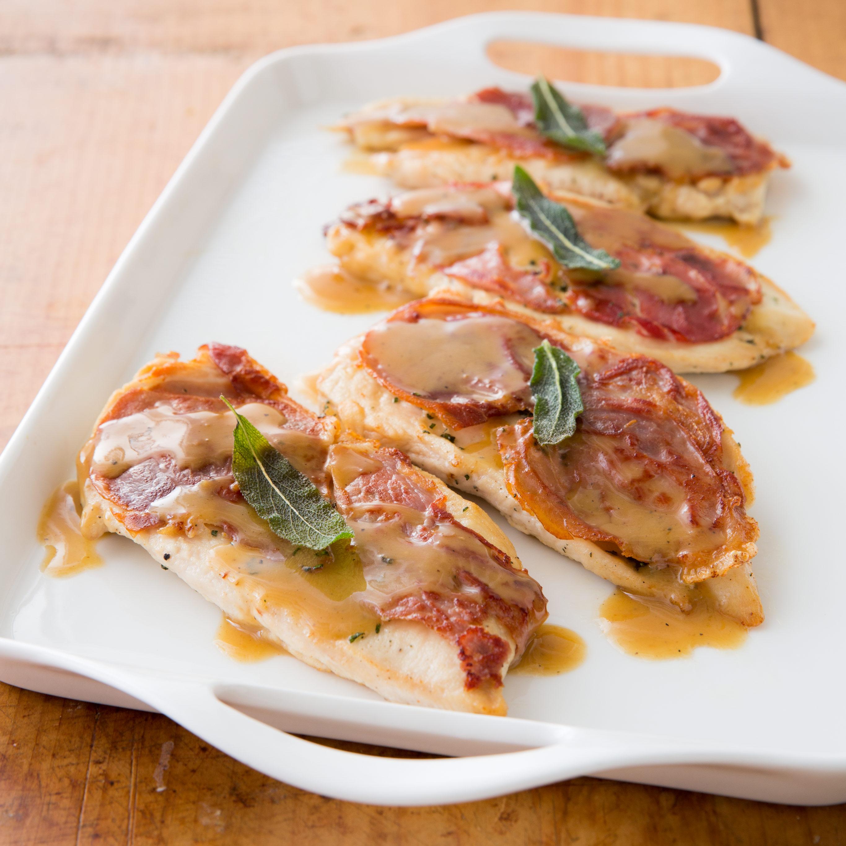 Chicken Saltimbocca | America's Test Kitchen