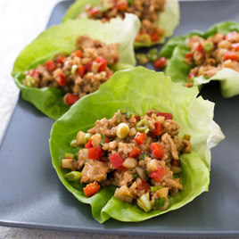 Detail sfs asian chicken lettuce wrap 6