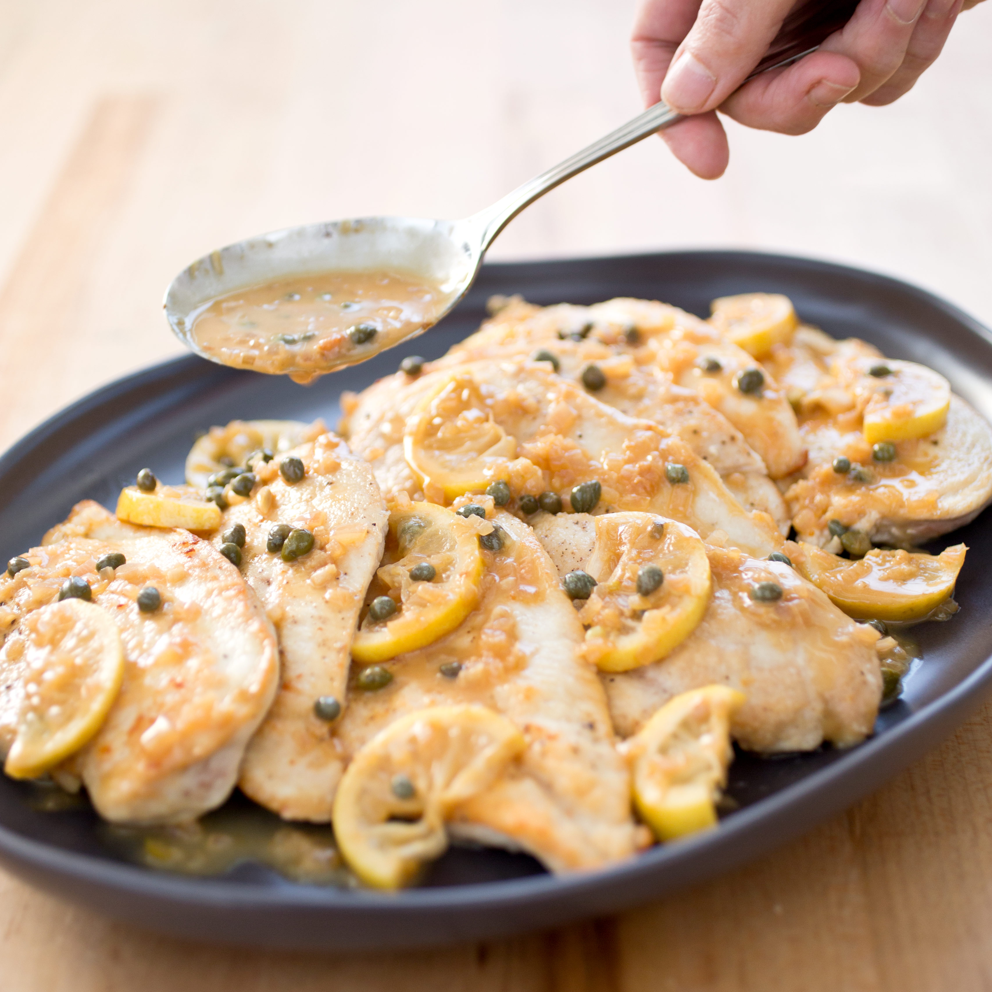 Chicken Piccata Recipe America S Test Kitchen