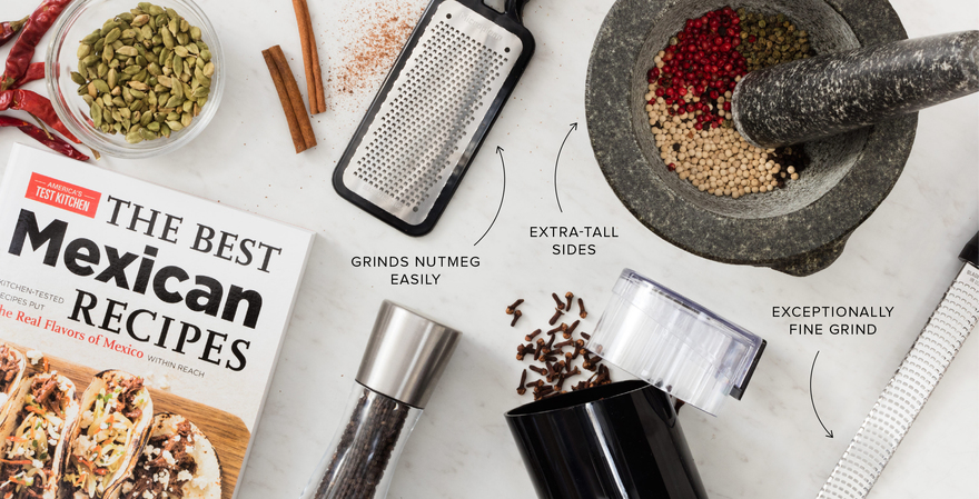 Top Gadgets to Grind Fresh Spices and Dried Chiles