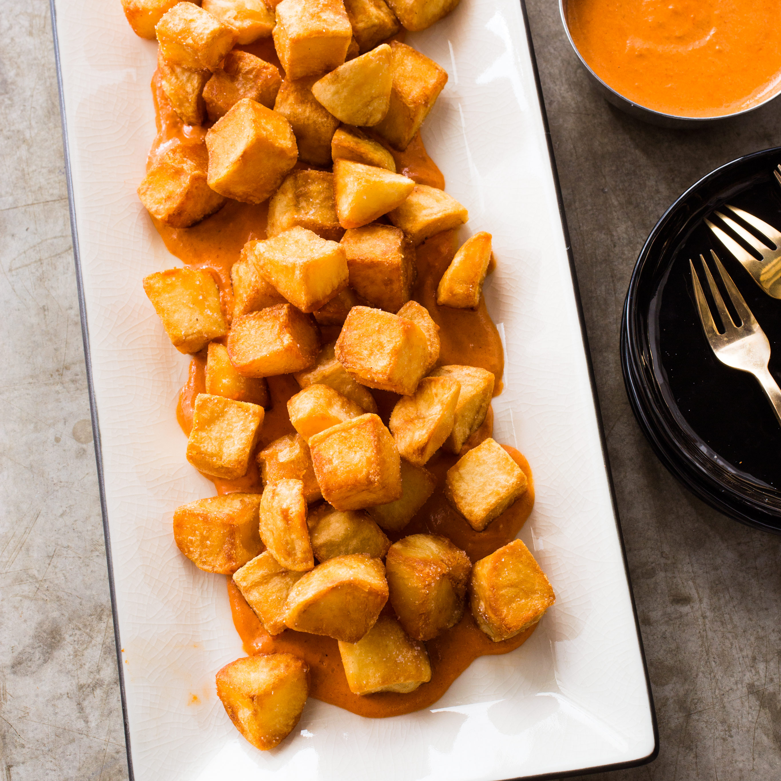 Patatas Bravas America S Test Kitchen