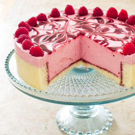 Raspberry Sorbet Americas Test Kitchen