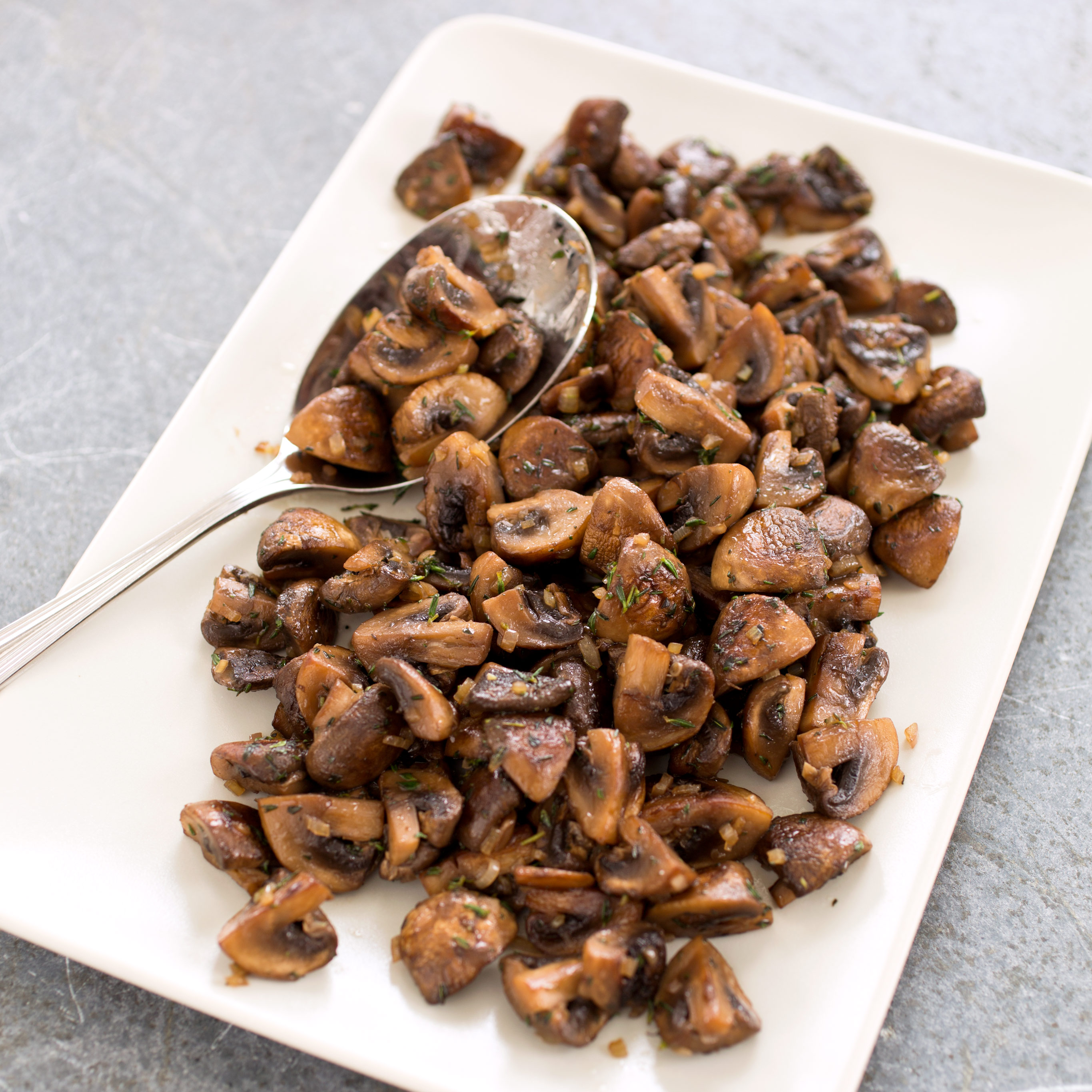 Sauteed Mushrooms with Shallots and Thyme | Cook's Illustrated