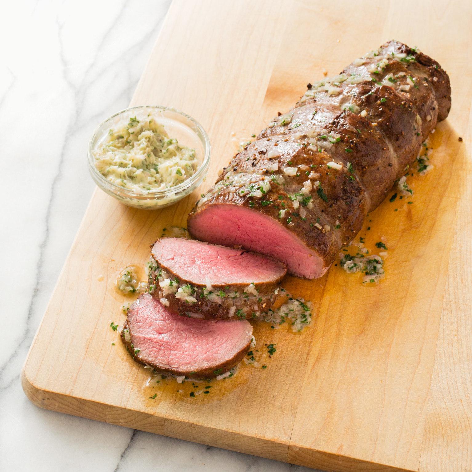 America S Test Kitchen Classic Roast Beef Tenderloin