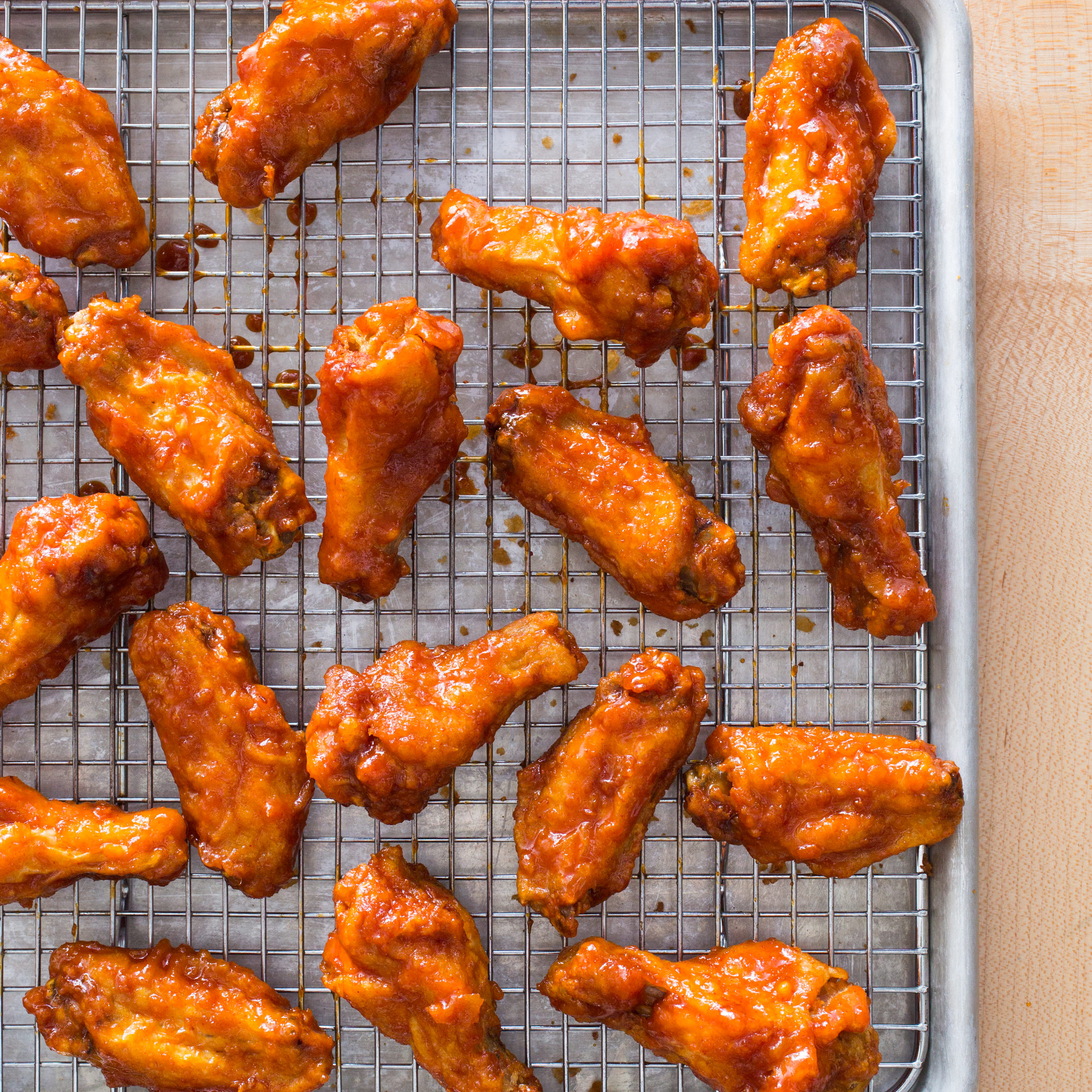 Korean Chicken Wings America S Test Kitchen