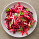 Beet, Endive, and Pear Slaw