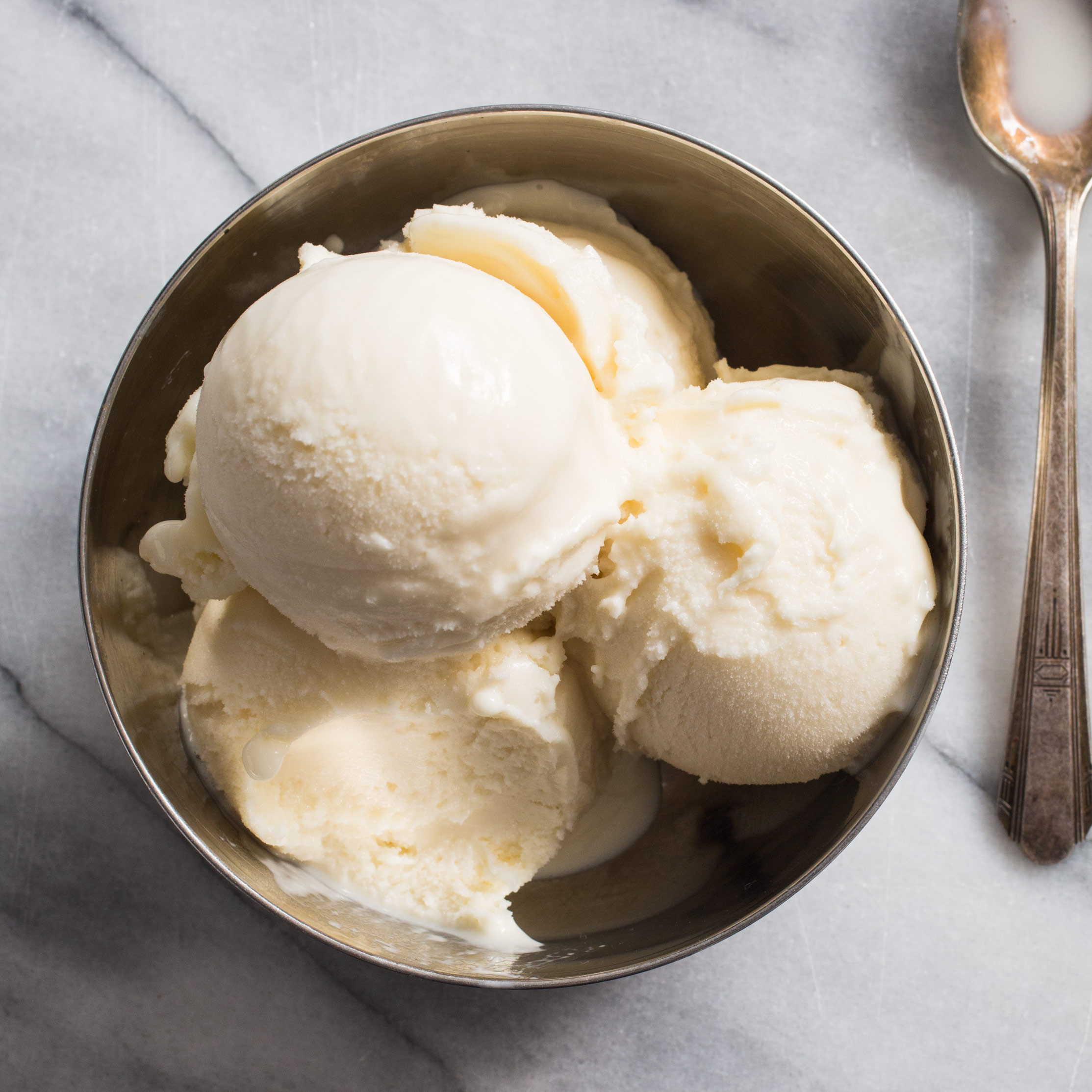Ginger Frozen Yogurt Recipe America S Test Kitchen
