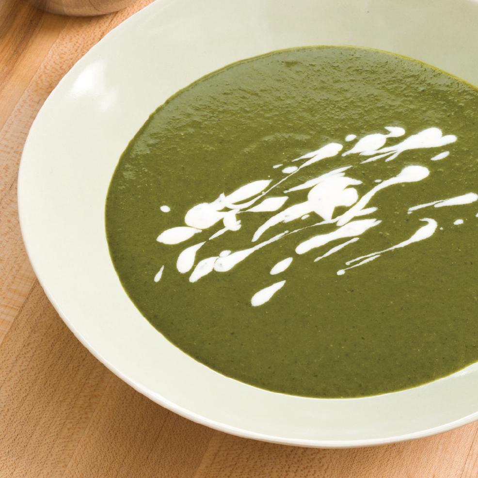 America S Test Kitchen Super Greens Soup