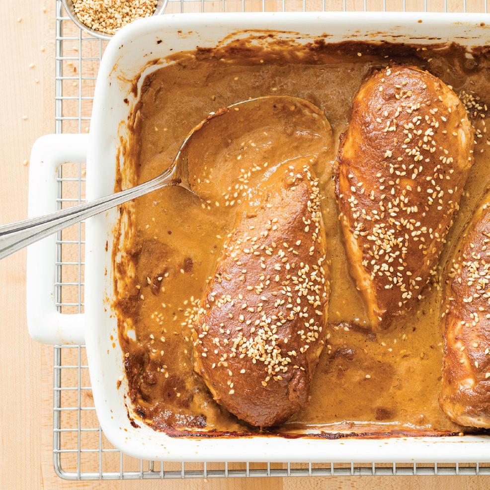 Americas Test Kitchen Recipe Mole Chicken