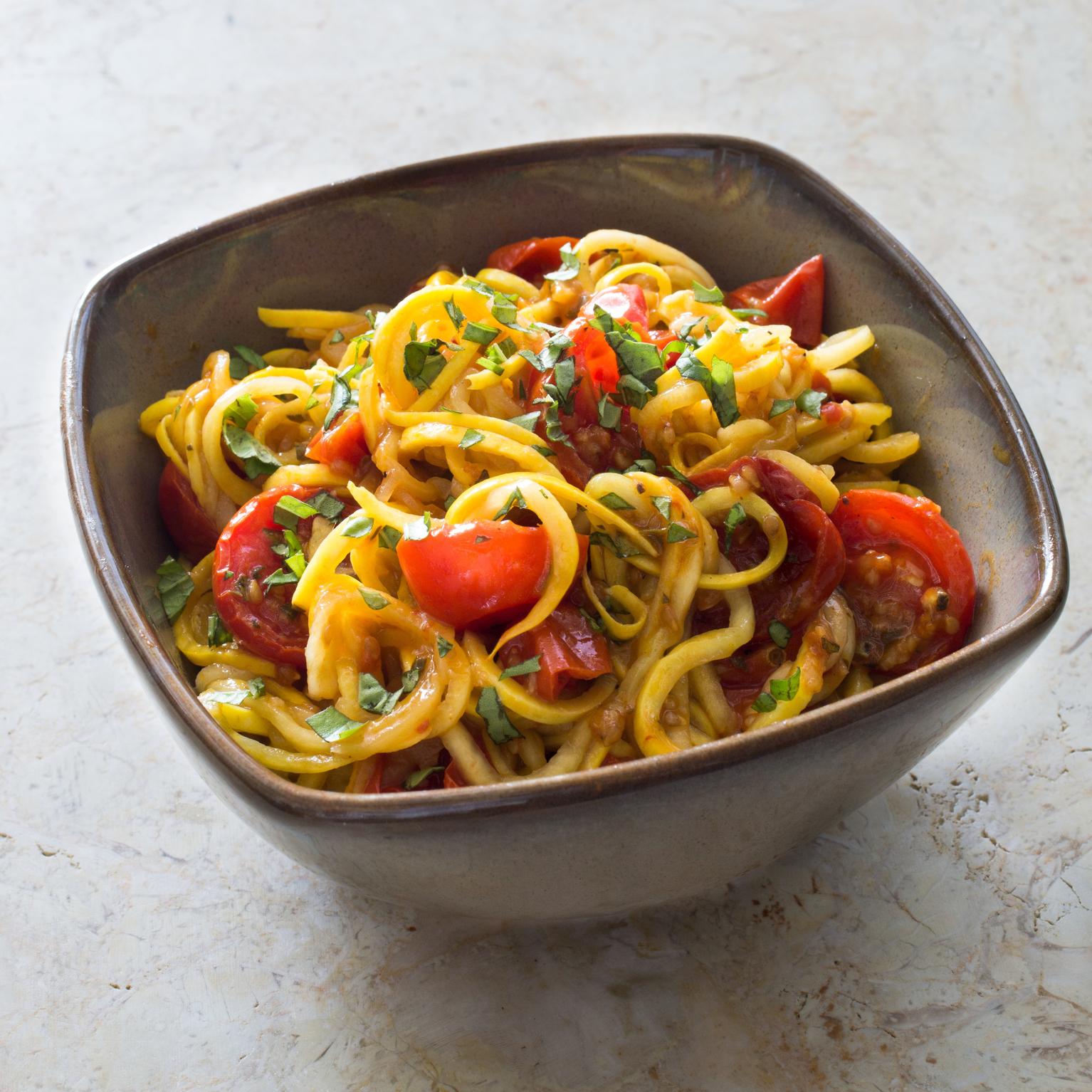 Spaghetti Squash America S Test Kitchen