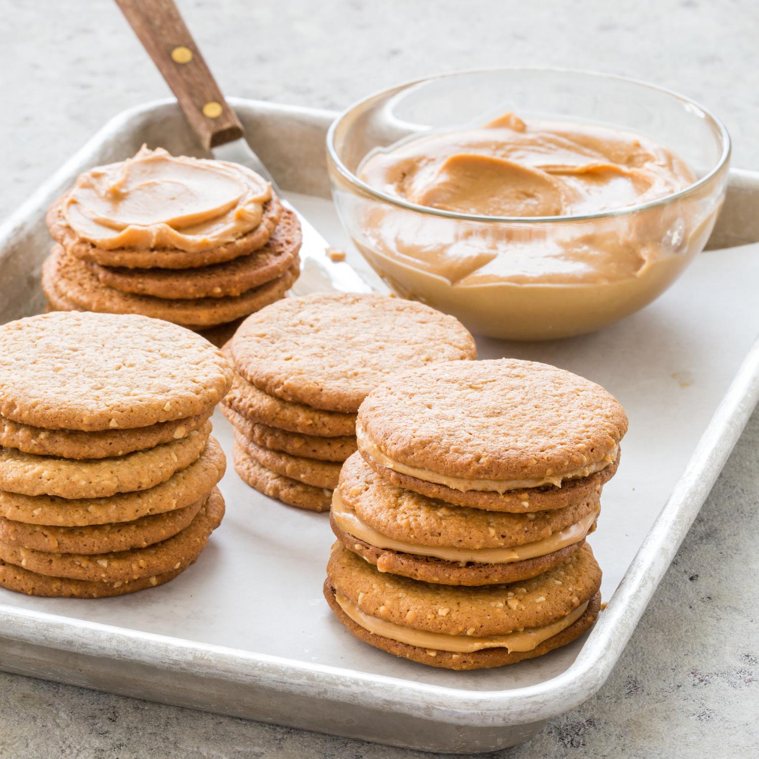 America S Test Kitchen Peanut Butter Sandwich Cookies