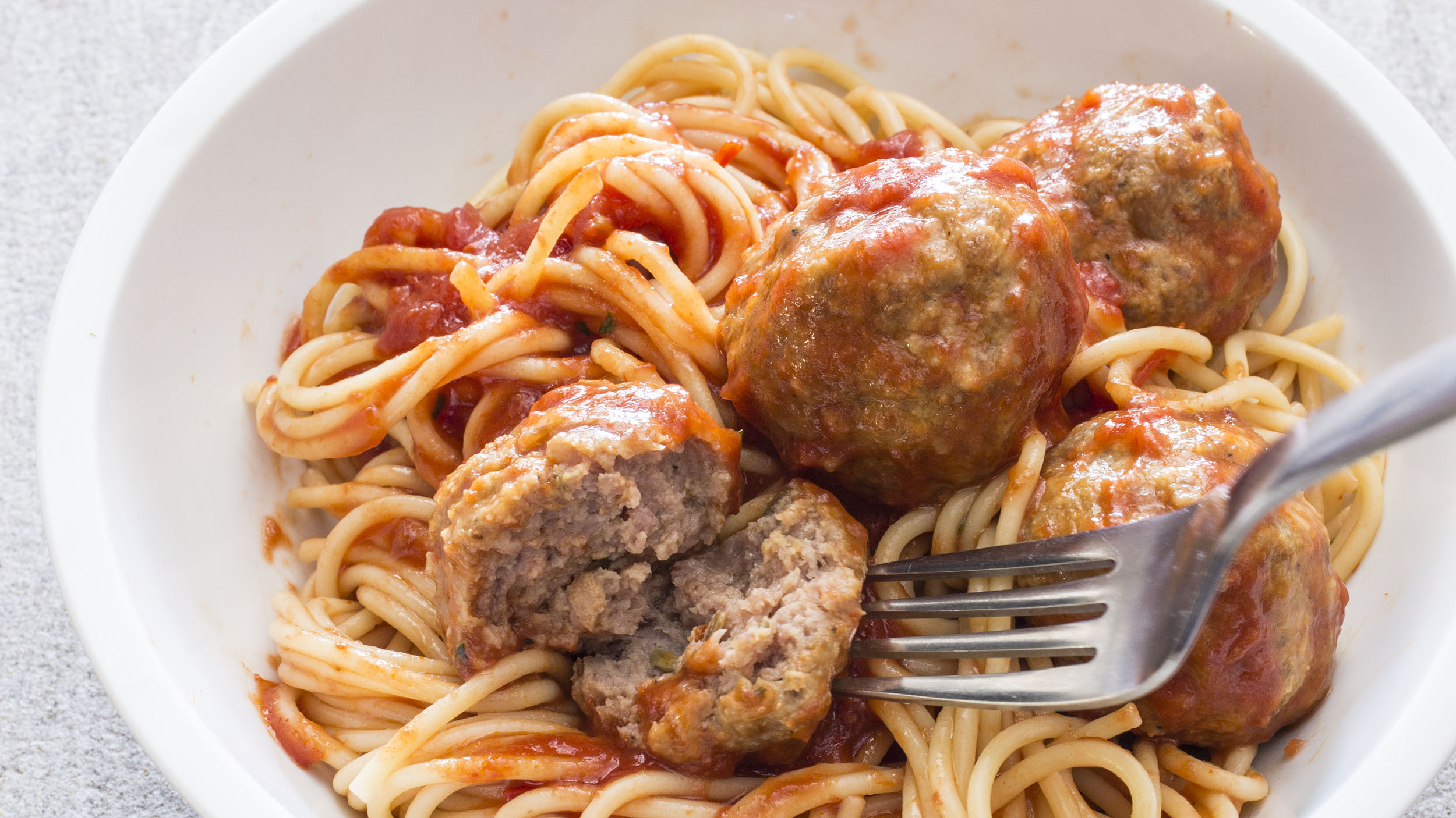 America S Test Kitchen Sausage Meatballs