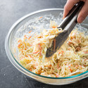 Spicy Barbecue Coleslaw