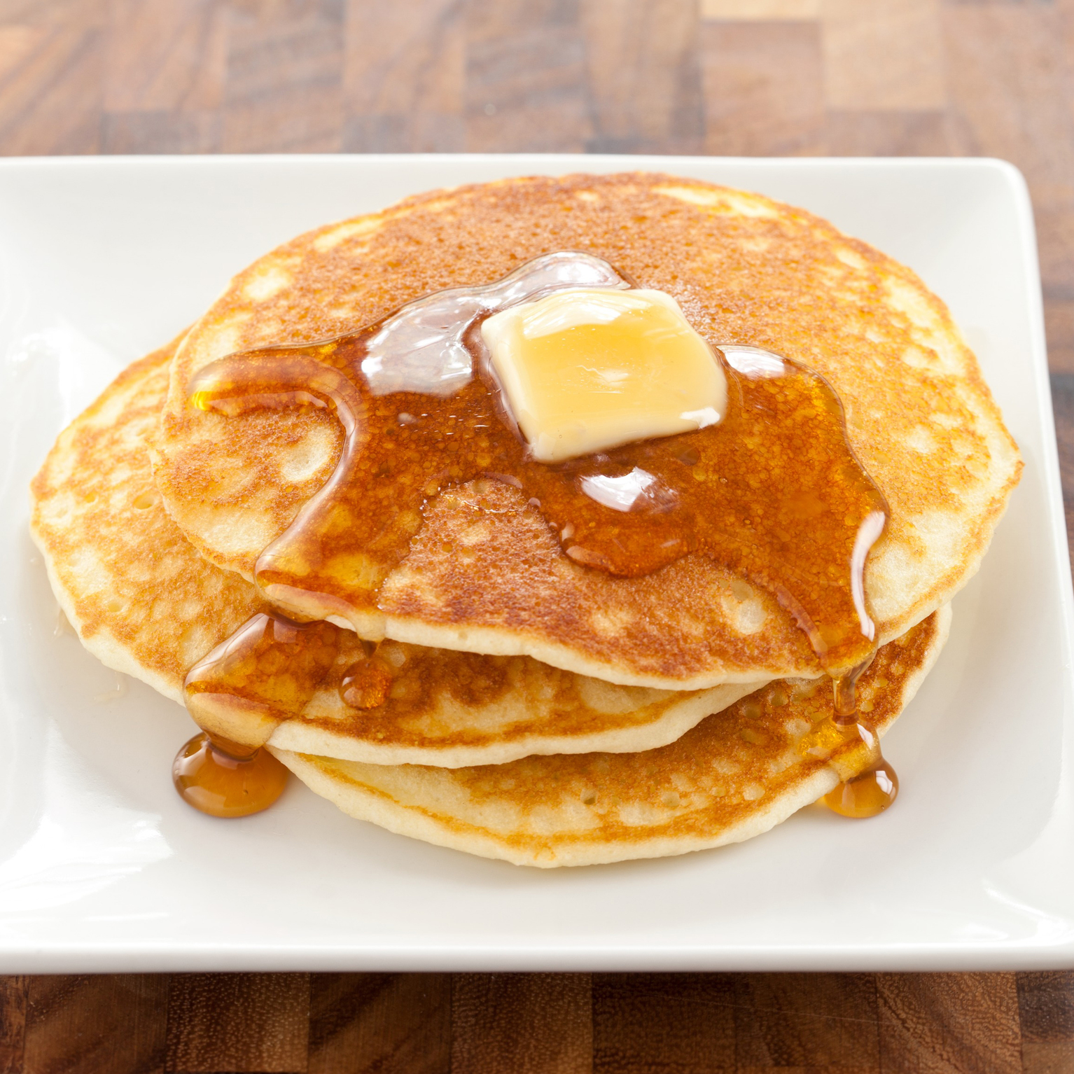 Gluten-Free Buttermilk Pancakes | America's Test Kitchen