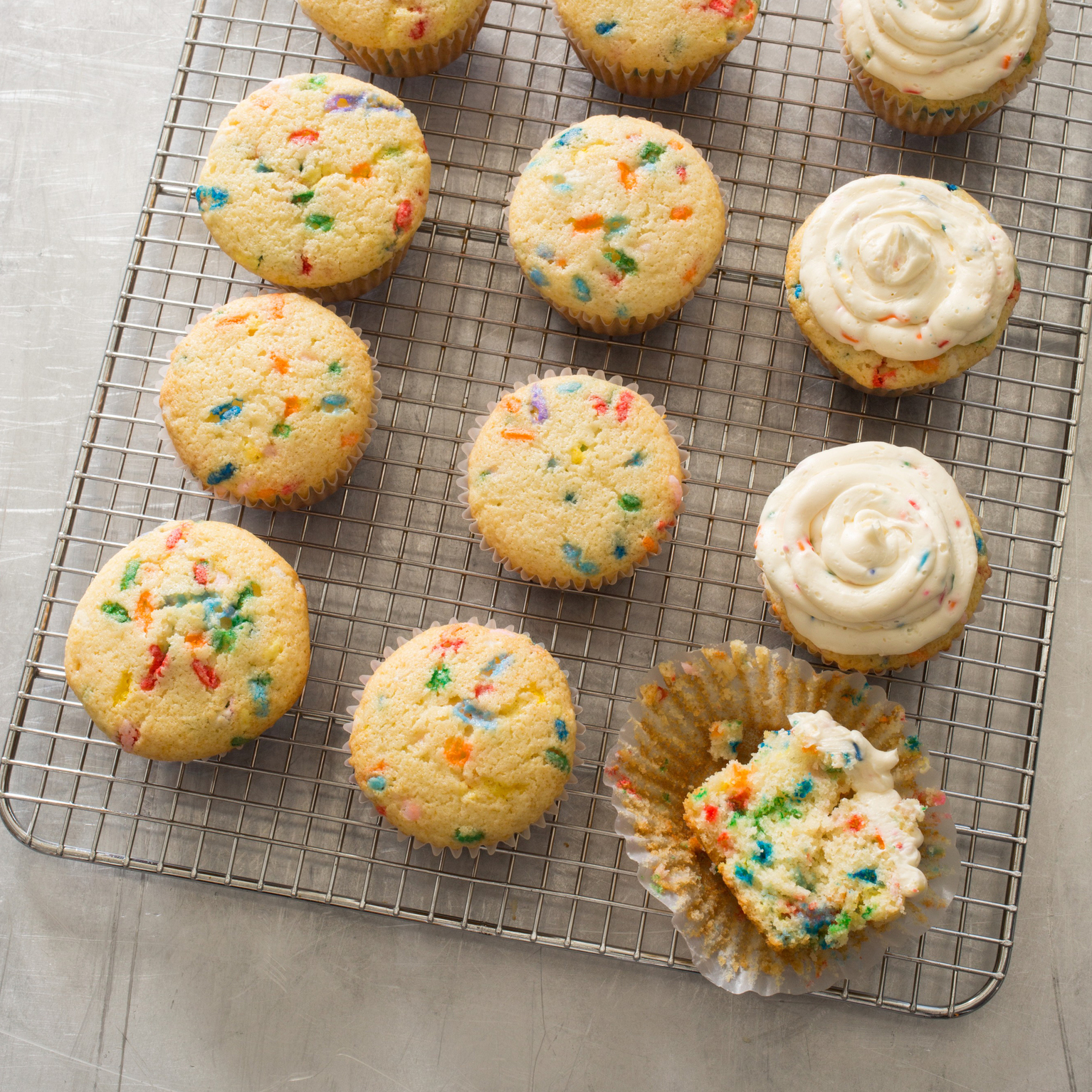 America S Test Kitchen Yellow Cupcakes