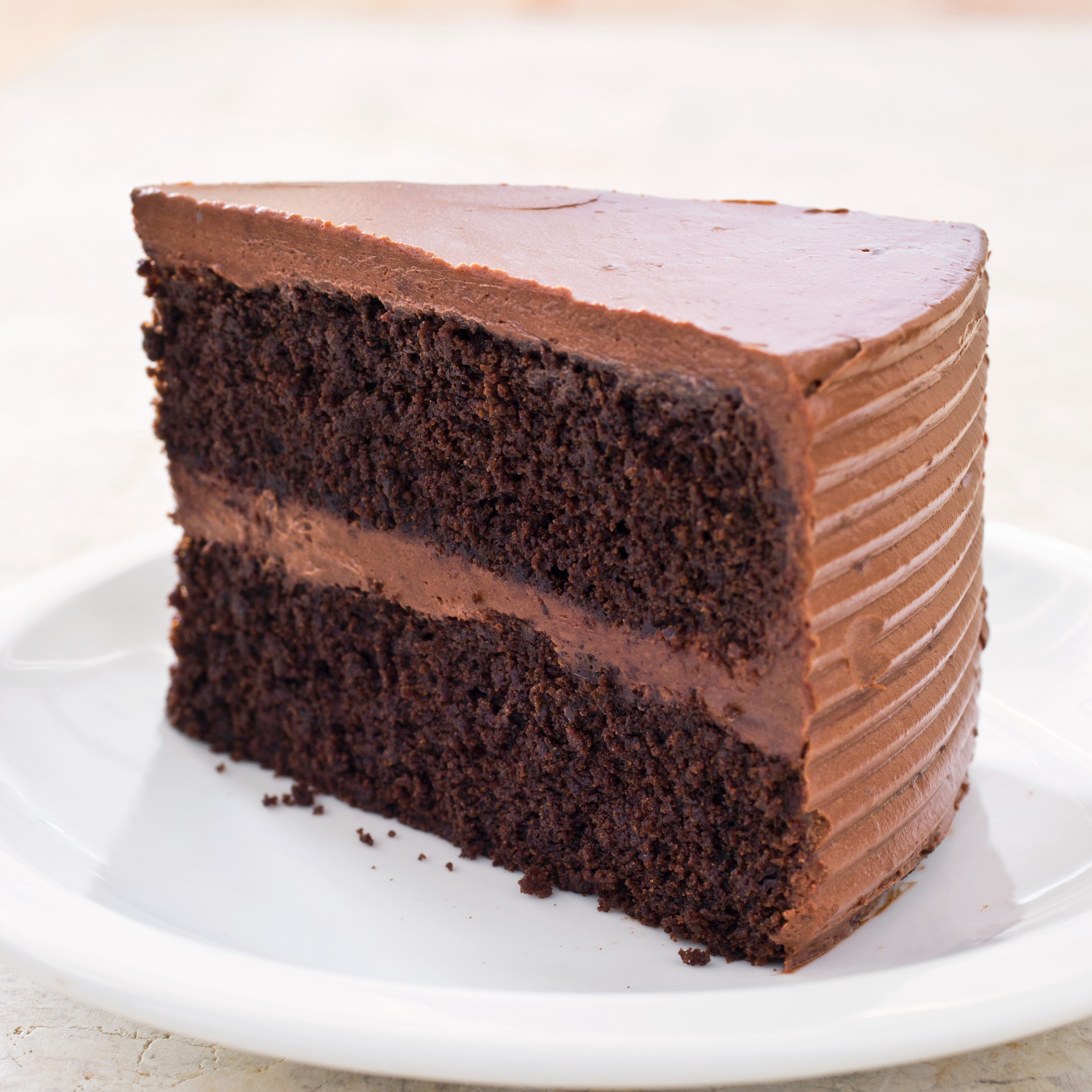 Chocolate Mud Layer Cake Recipe