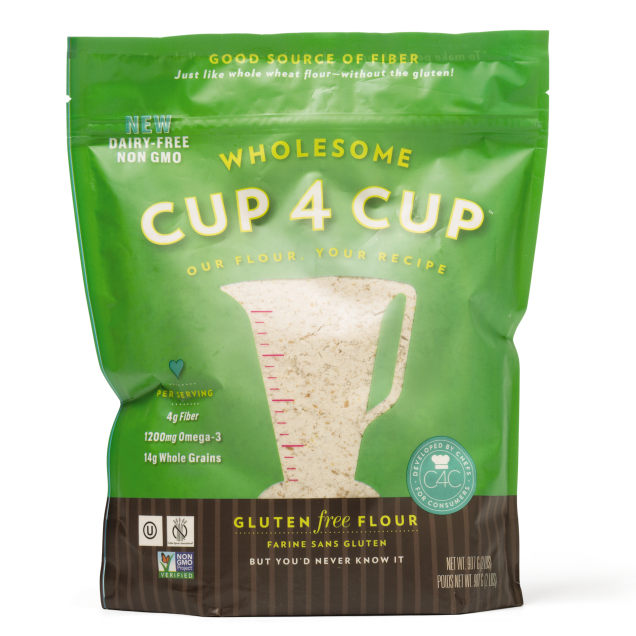 America S Test Kitchen Whole Grain Gluten Free Flour Blend