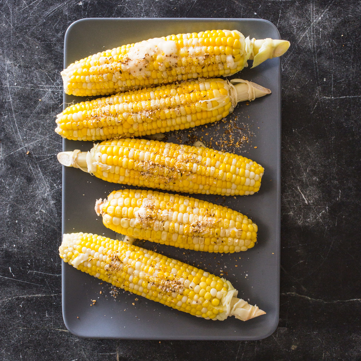 Boiled Corn Americas Test Kitchen