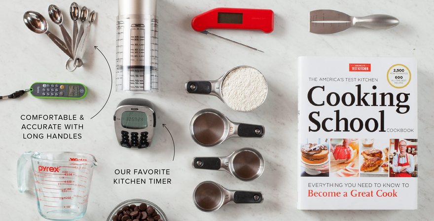 America S Test Kitchen Recommended Tools