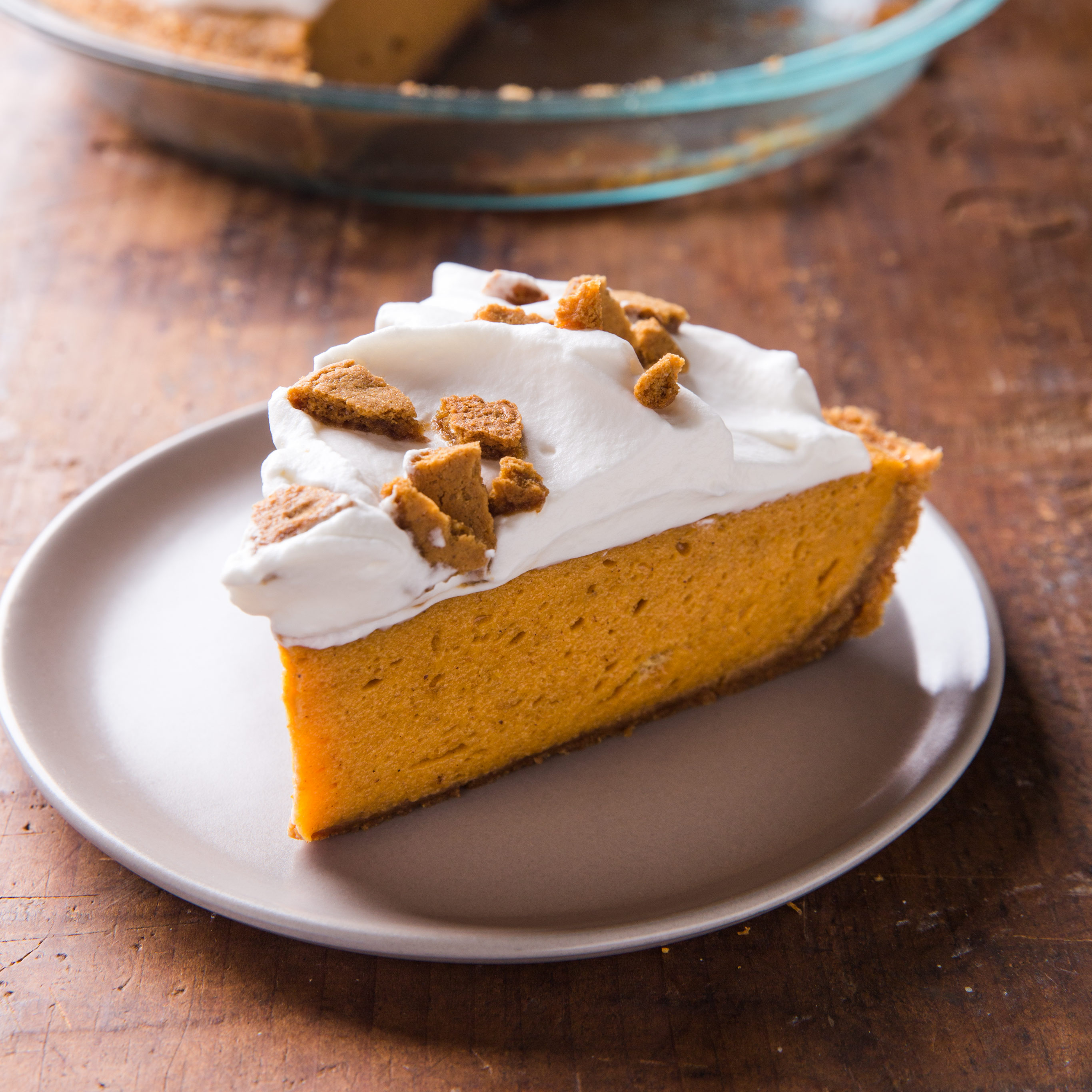 Rum Pumpkin Chiffon Pie | Cook's Country
