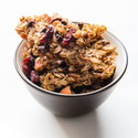 Cherry–Chocolate Chip Granola