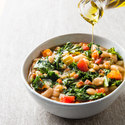 Slow-Cooker Tuscan White Bean Stew