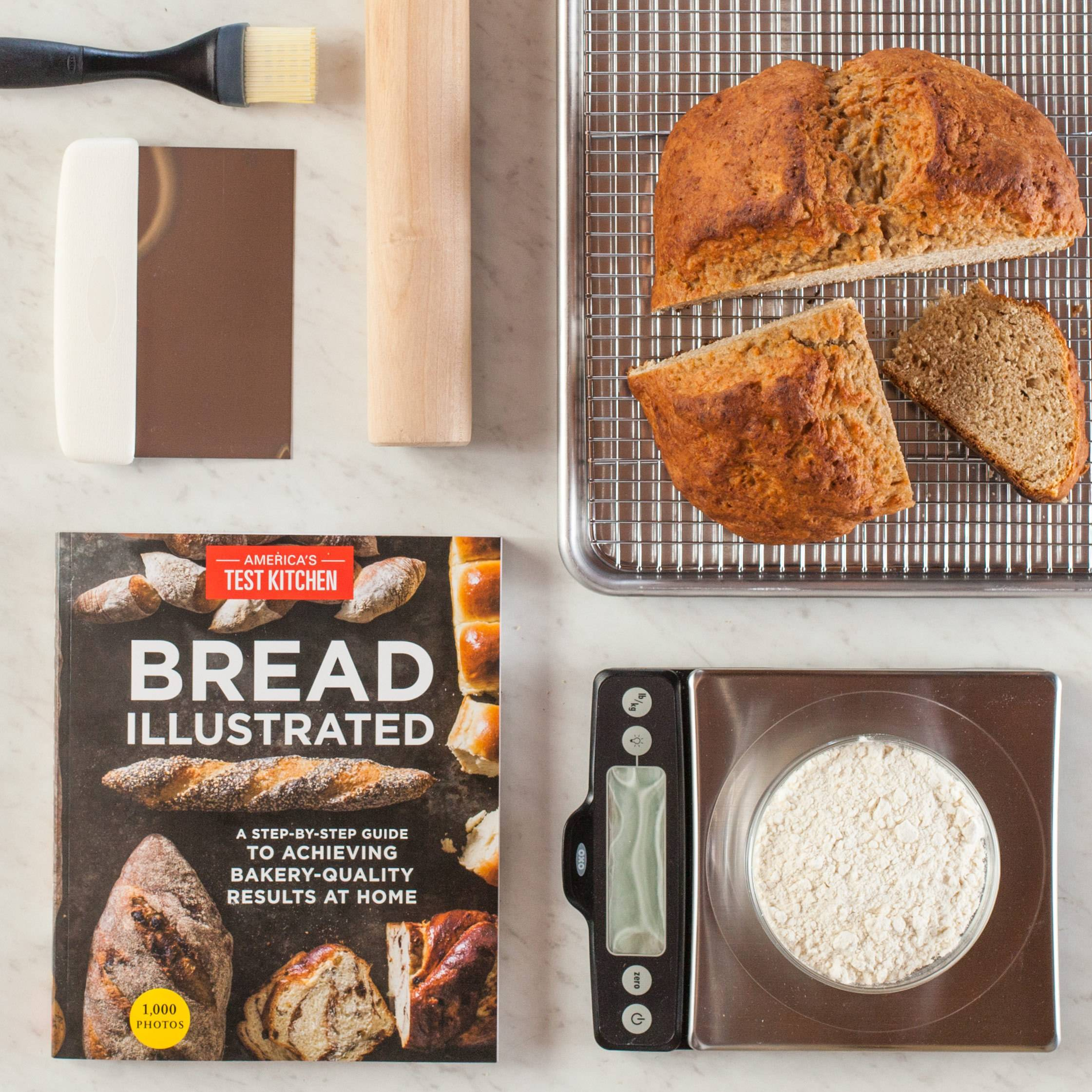 Great Examples For American Kitchen Lovers: Bread Lover's Essentials