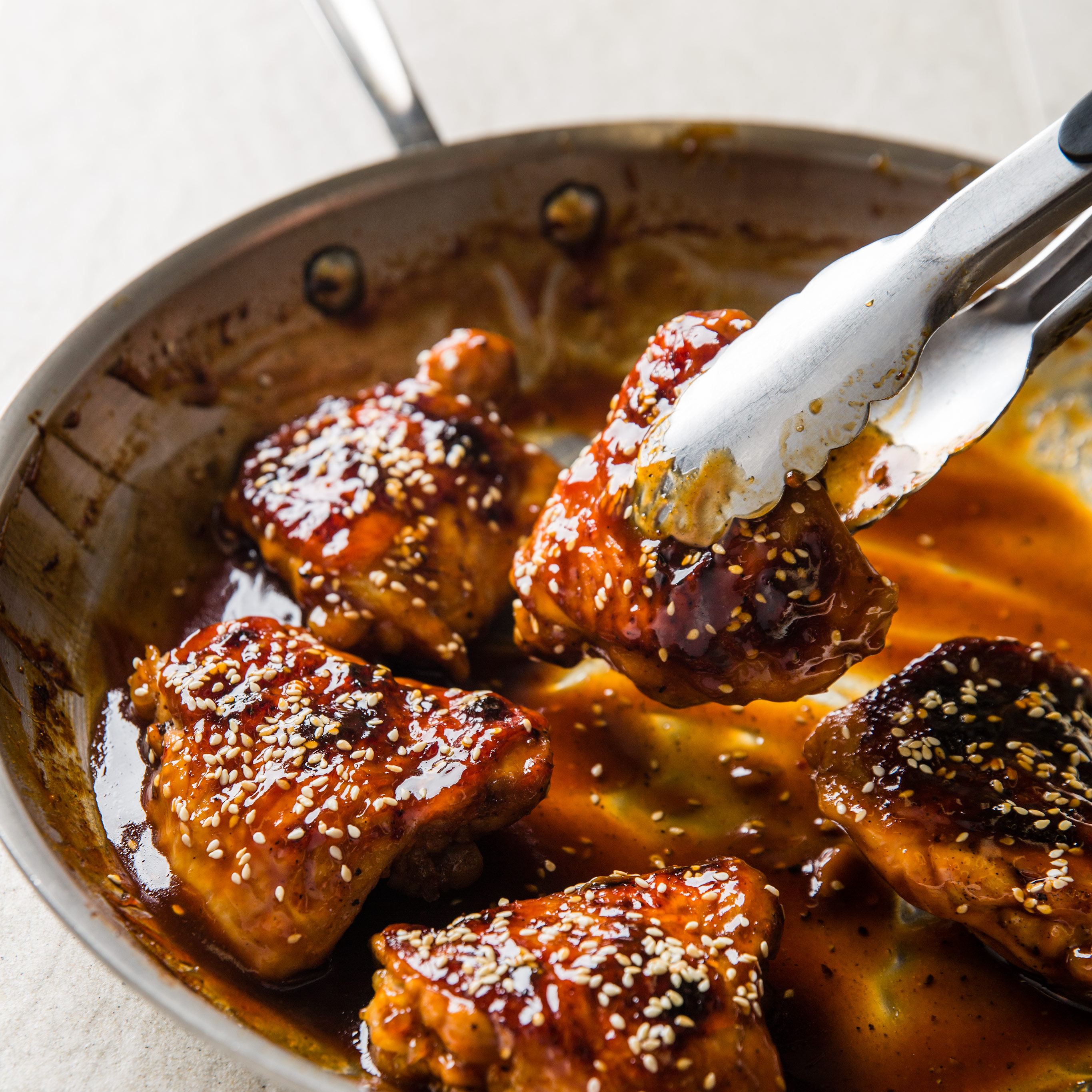 Sticky Chicken Cook S Country