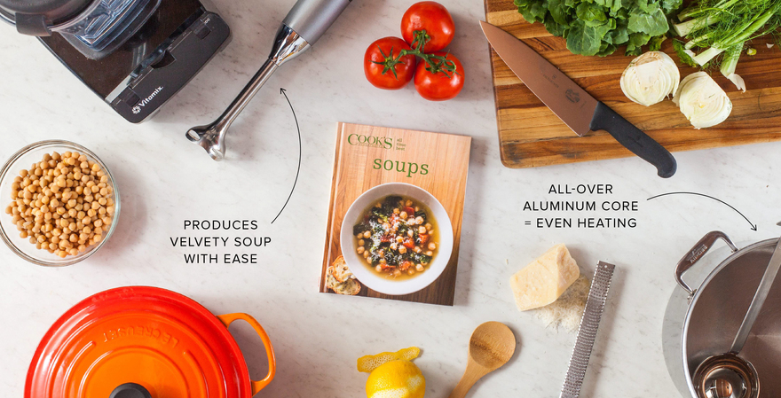 Gadgets And Gear For Making The Best Soups