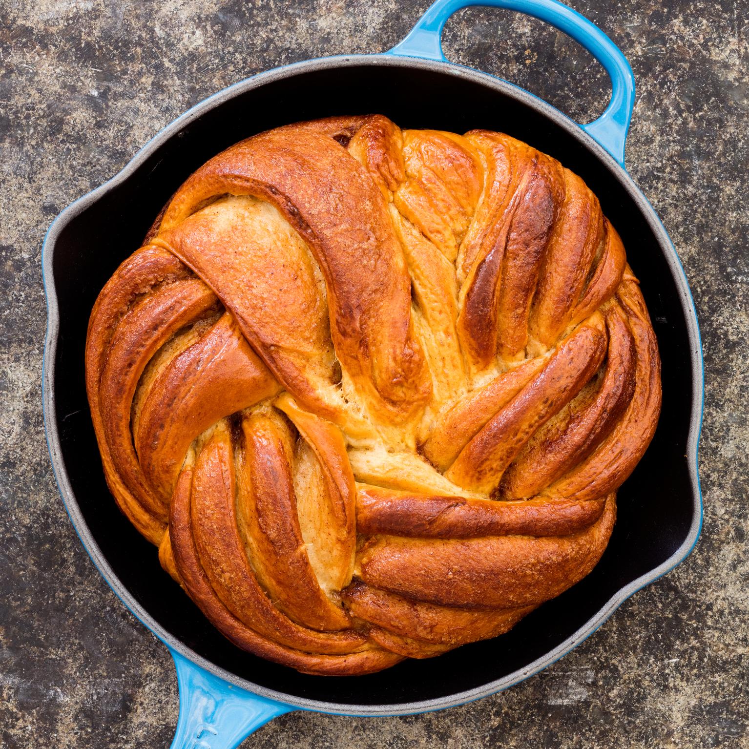 America S Test Kitchen Cinnamon Swirl Bread