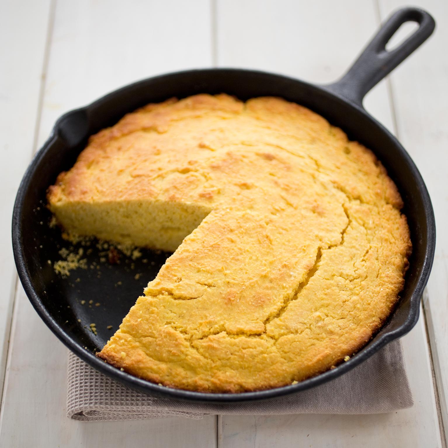 America S Test Kitchen Southern Cornbread Recipe