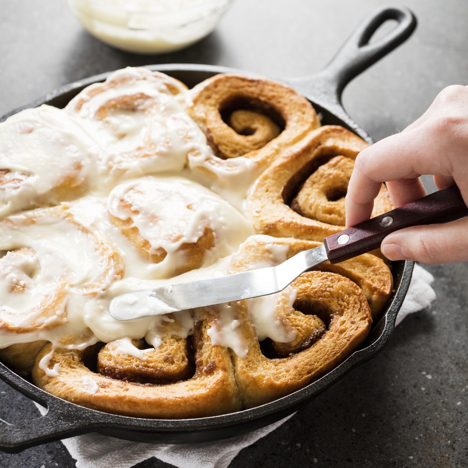 Cast Iron Cinnamon Buns America S Test Kitchen