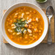 Butternut Squash and White Bean Soup with Sage Pesto