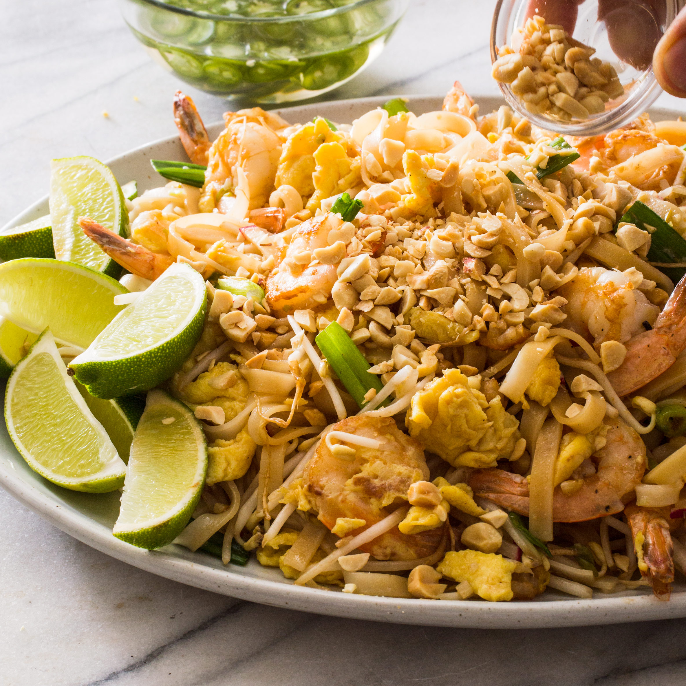 Everyday pad thai for two cooks illustrated forumfinder Choice Image