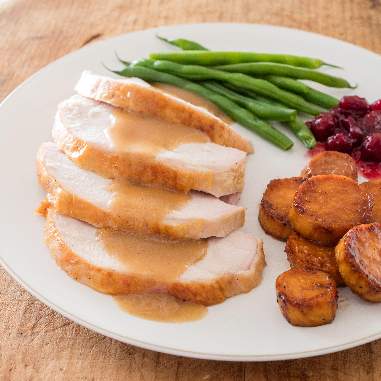 Turkey Gravy Test Kitchen