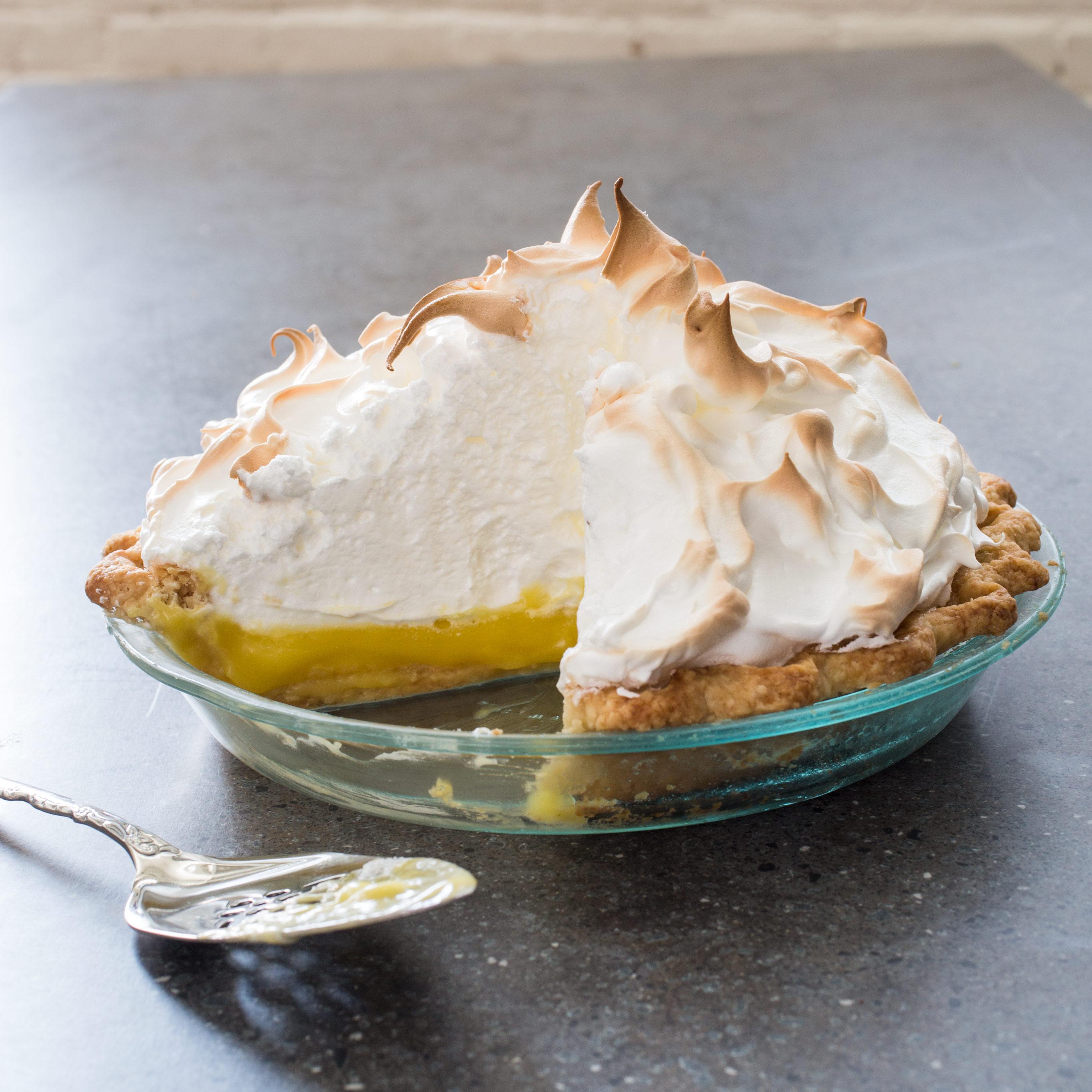 Mile High Lemon Meringue Pie America S Test Kitchen