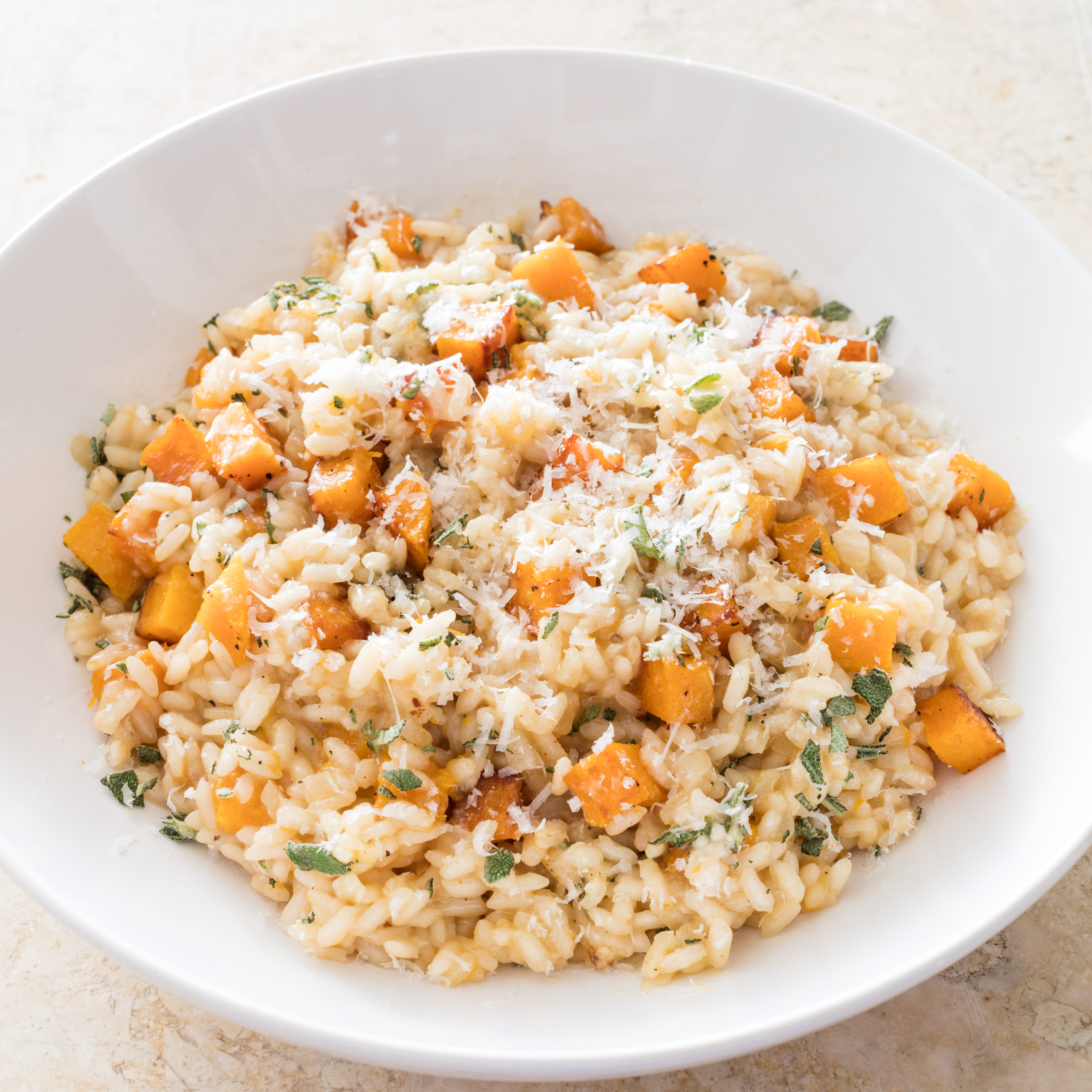Butternut Squash Risotto | Cook's Illustrated