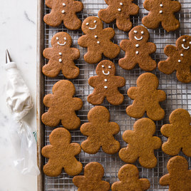 Fairy Gingerbread Cookies America S Test Kitchen