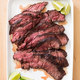 Grilled Sirloin Steak Tips