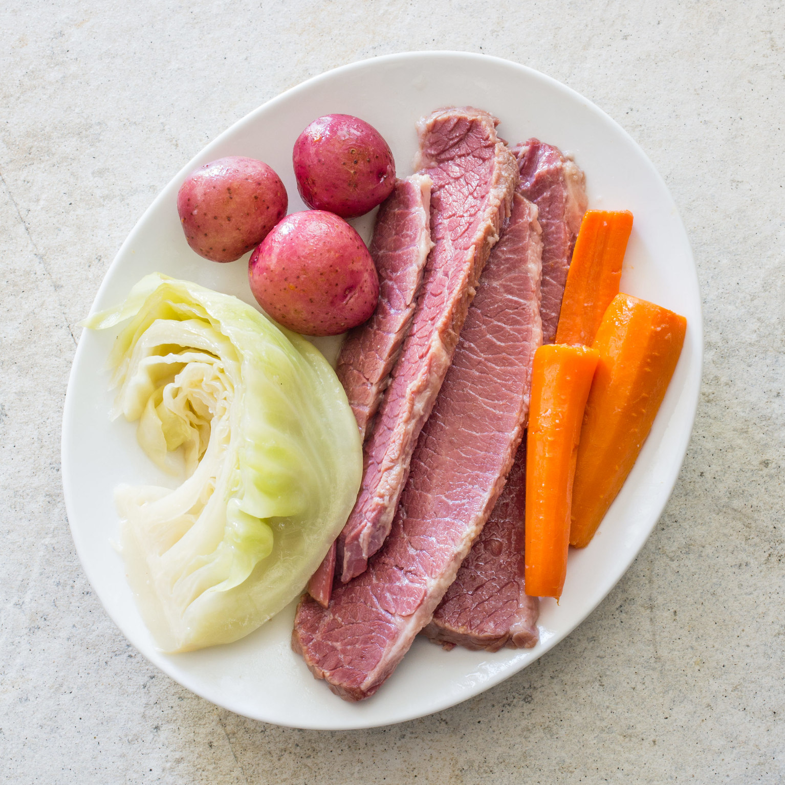 Home-Corned Beef with Vegetables | America's Test Kitchen