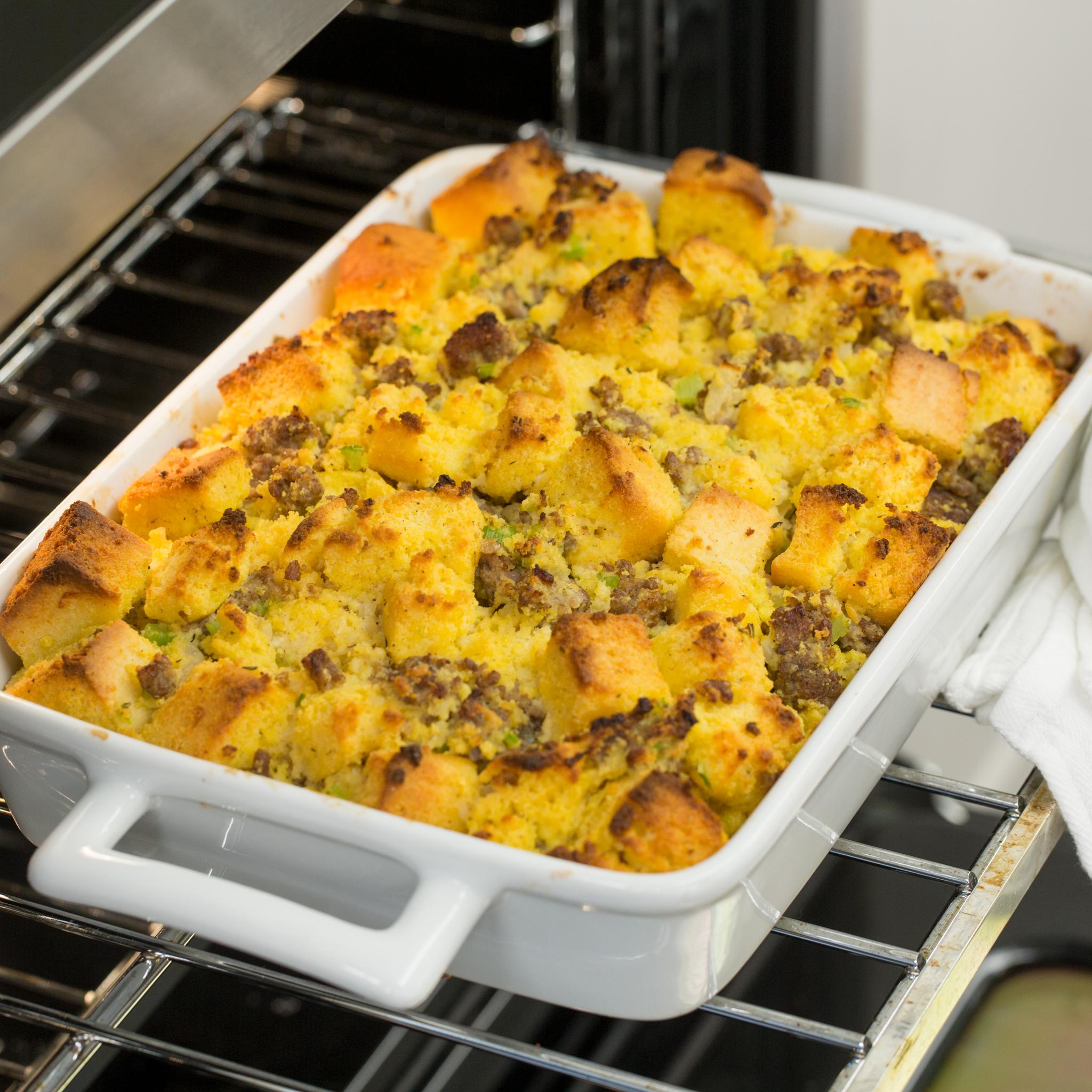 America S Test Kitchen Cornbread Dressing Recipe