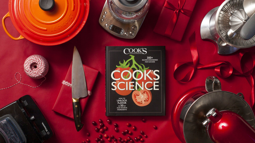 Luxurious Gifts for the Cook Who Has Everything