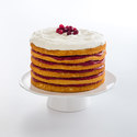 Cranberry-Pear Stack Cake