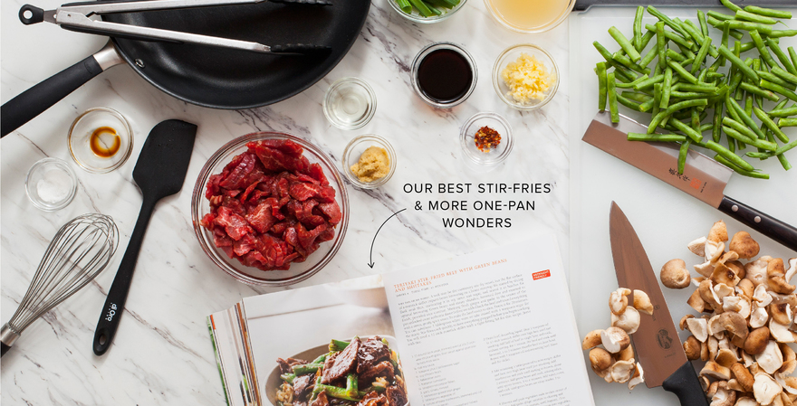 Oxo Good Grips Non Stick  Open Frypan Test Kitchen